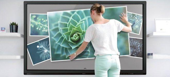 Pourquoi faire l'achat d'un écran interactif tactile?