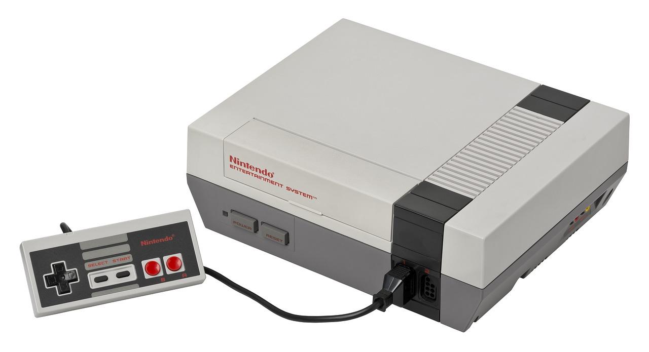 Les geeks aussi sont vintages, voici la réédition des anciennes consoles !