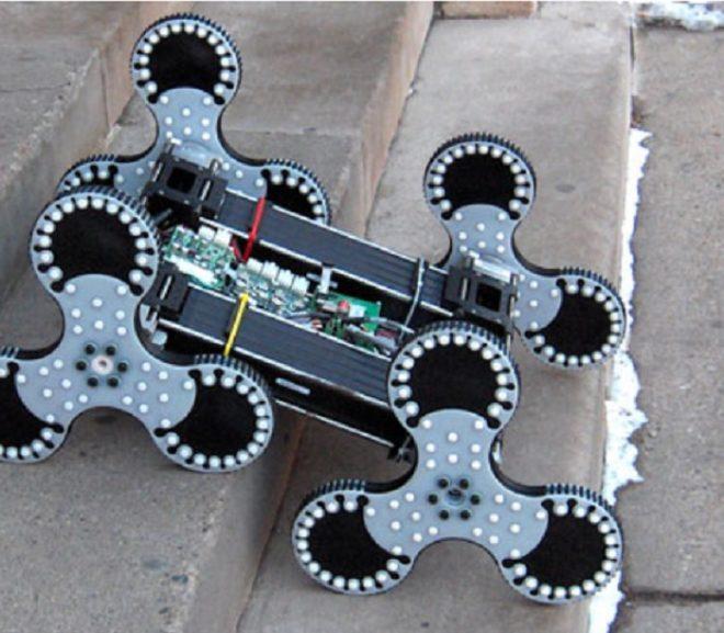 Quels sont les enjeux de la construction d'un robot ?